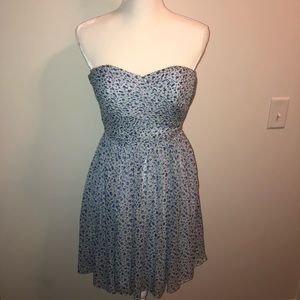 J. Crew strapless dress